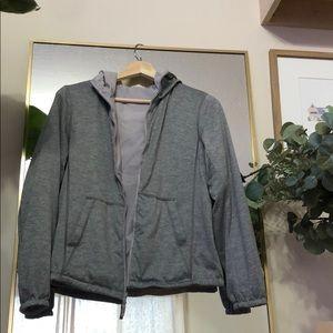 Reversible uniqlo jacket
